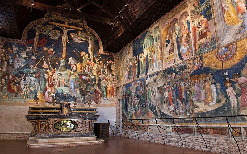 Oratorio di San Giovanni Urbino